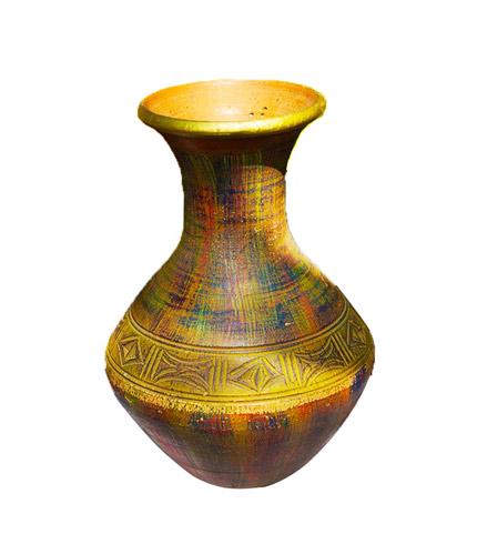 African-Queen Flower pot