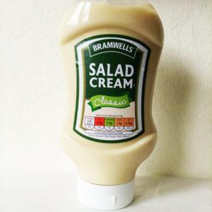 Bramwells Salad Cream