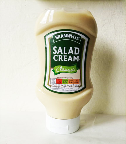 Bramwells Salad Cream