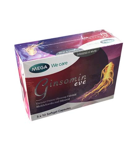 Ginsomin Eve Capsules
