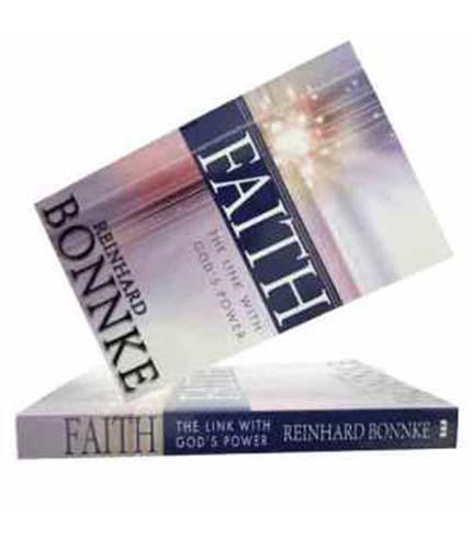 Faith, the link with God's power – Bonke