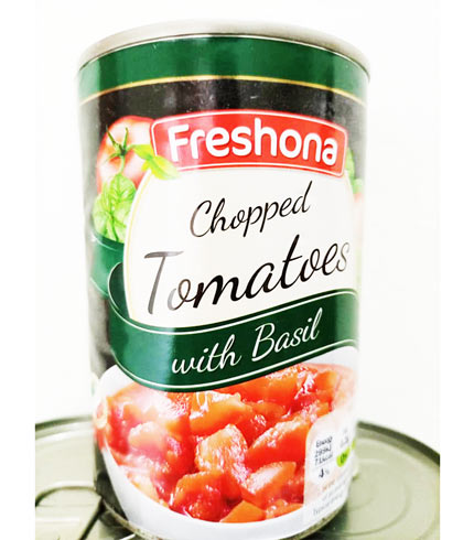 Freshona Chopped Tomatoes