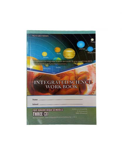 Integrated Science Work Book 3