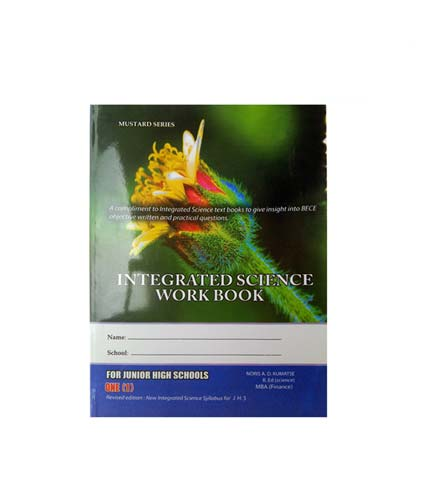 Integrated Science Work Book 1