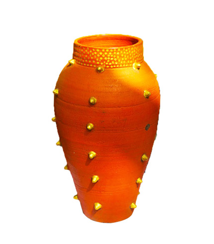 Kpando Dotted Flowerpot