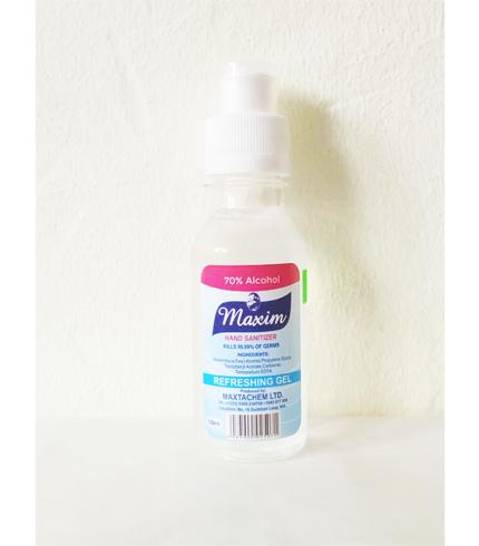 Maxim Hand Sanitizer