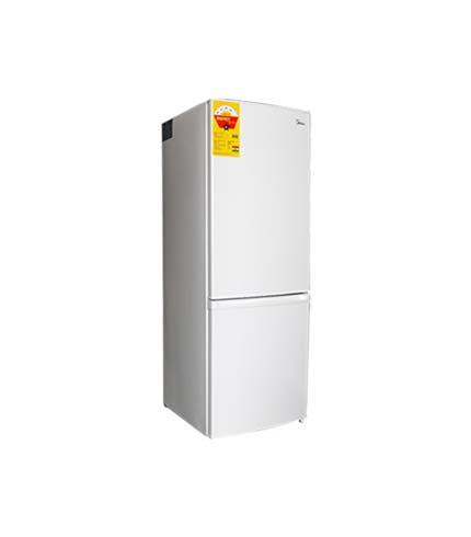 Midea 170Ltr Double Door Bottom Freezer