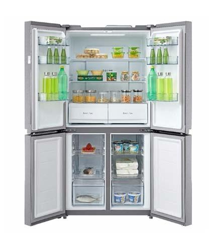 Midea 750Ltr French Door Refrigerator