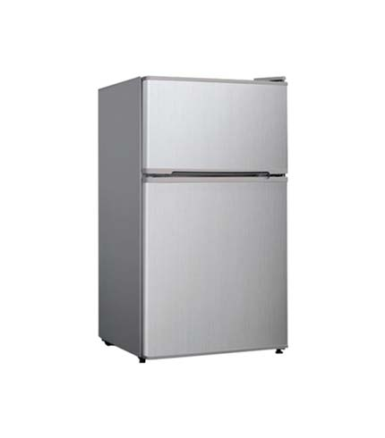 Midea 90Ltr Double Door Table Top Fridge