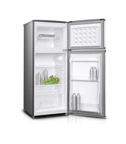 Nasco 109Ltr Top Mount Refrigerator