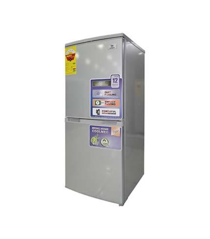 Nasco 132Ltr Bottom Freezer Refrigerator