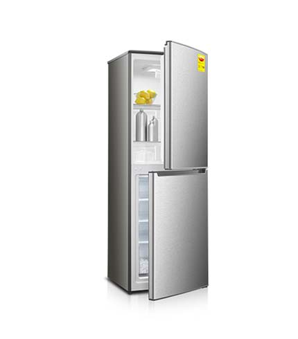 Nasco 180Ltr Bottom Freezer Refrigerator