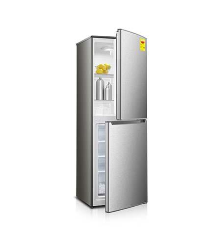 Nasco 200Ltr Bottom Freezer Refrigerator