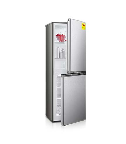 Nasco 201Ltr Bottom Freezer Refrigerator