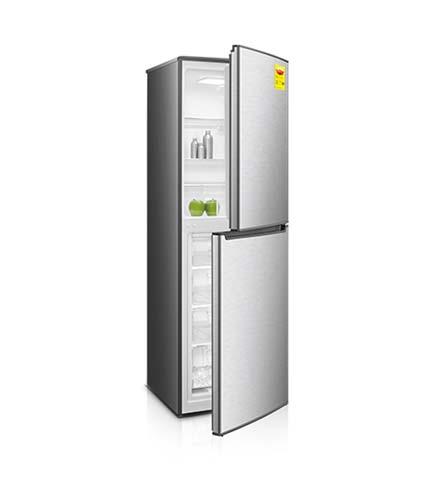 Nasco 260Ltr Bottom Freezer Refrigerator