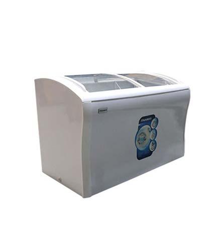 Nasco 298 Ltr Display Freezer
