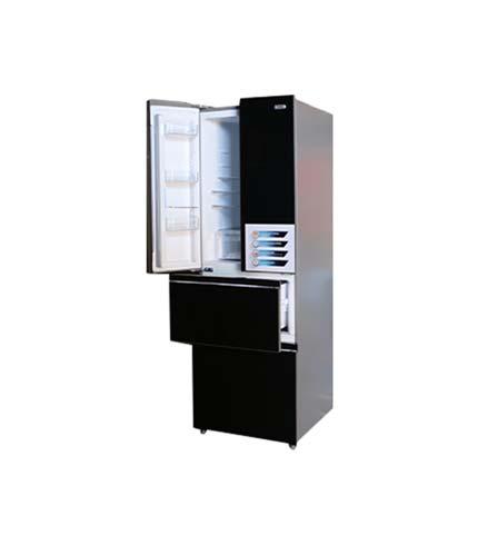 Nasco 298Ltr French Door Refrigerator