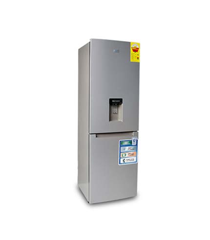 Nasco 309Ltr Bottom Freezer Refrigerator