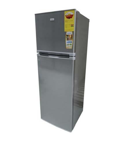 Nasco 326Ltr Double Door Top Mount Refrigerator