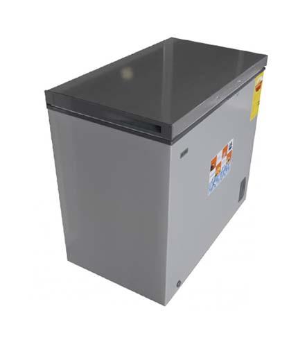 Nasco 378Ltr Showcase Freezer