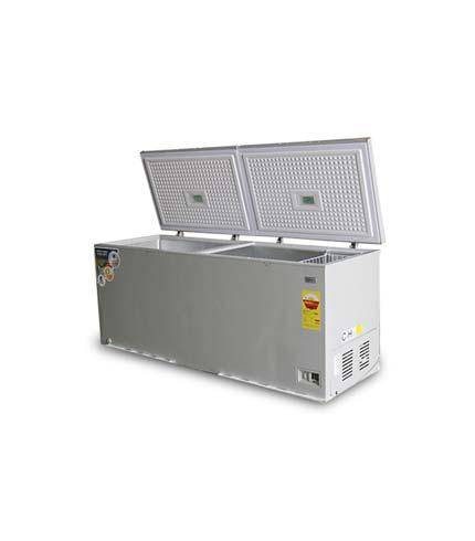 Nasco 500Ltrs Double Door Chest Freezer