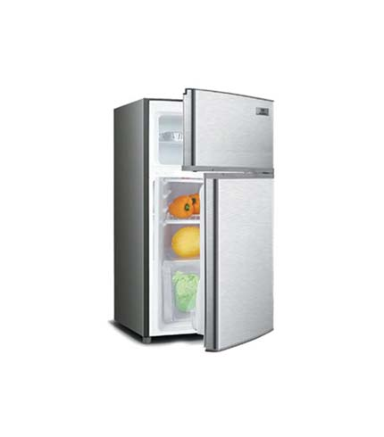 Nasco 95Ltr Double Door Top Freezer