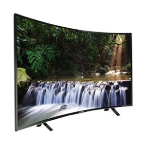 "Nasco 32"" Led Digital Satellite Curved Tv"