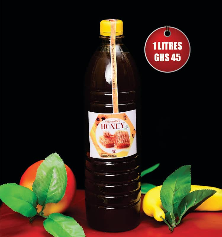 QeensBee natural honey