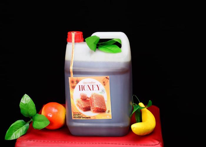QueensBee natural honey