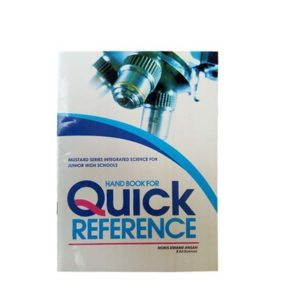 Handbook for Quick Reference