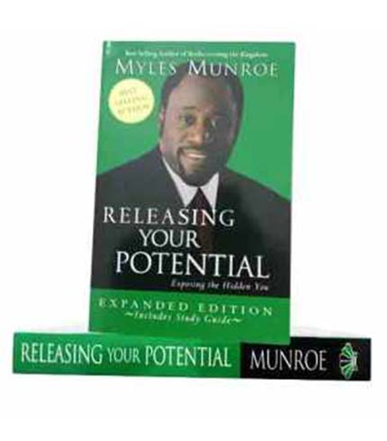 Releasing your potential – Myles Monroe