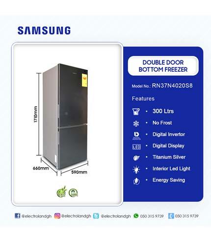 Samsung 300Ltr Bottom Freezer Refrigerator