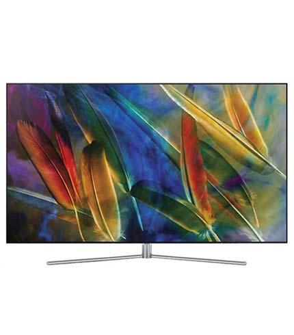 """Samsung 65"""" Q-led Flat Tv"""