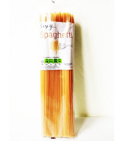 Simply Spaghetti
