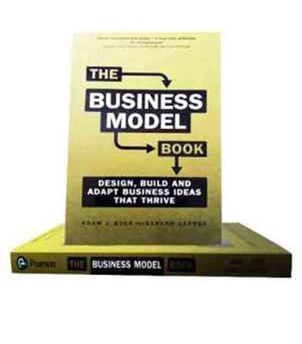 The business model – design, build and adapt business ideas that thrive