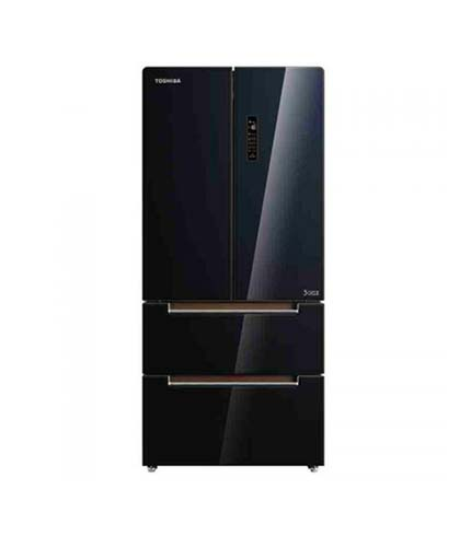 Toshiba 500 Ltrs French Door Refrigerator
