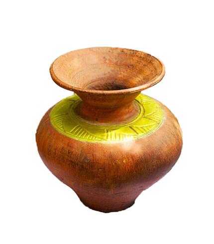Traditional Funnel Pot Flowerpot
