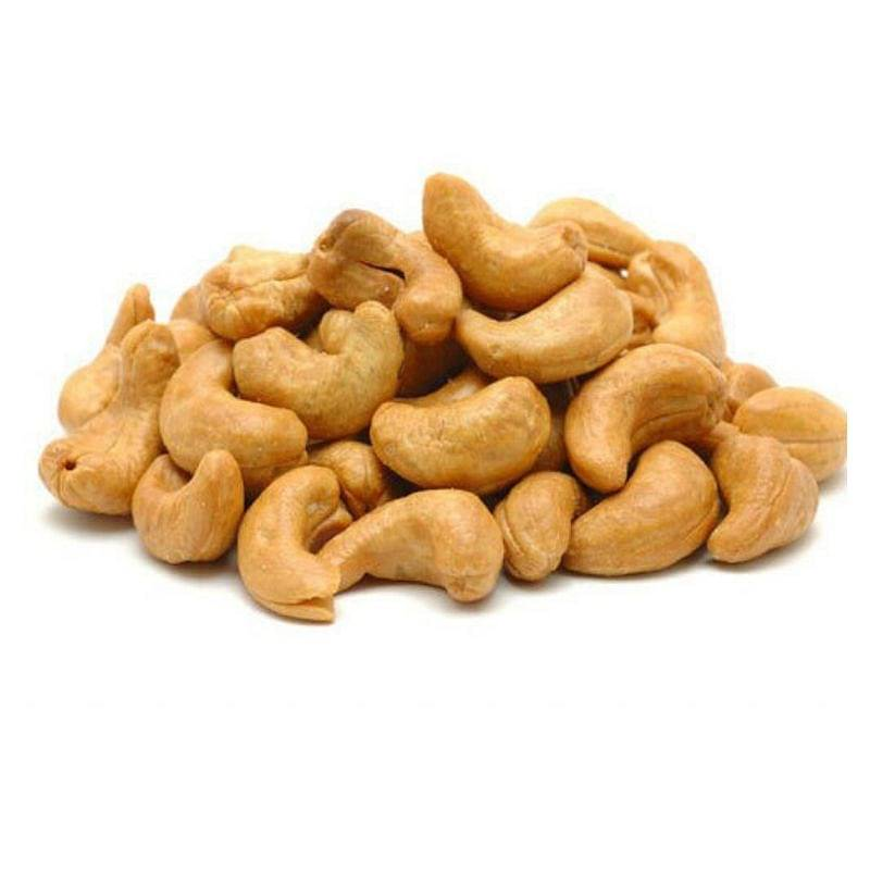 Roasted and salted cashew nut