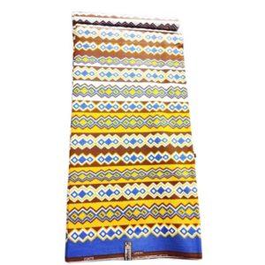 Multicoloured Woodin Cloth