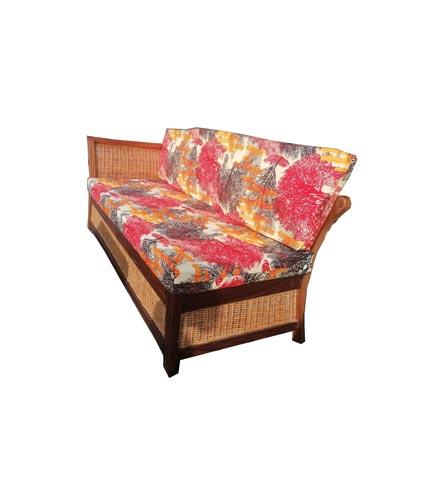 Three Seater Colourful Sofa