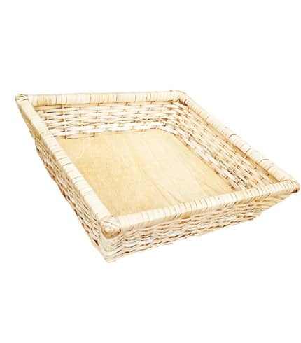 multi purpose woven basket