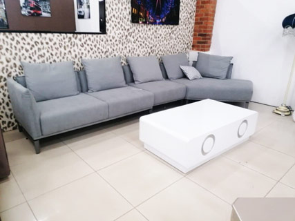Furniture Set - Grey