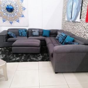 Dark Brown Furniture Set
