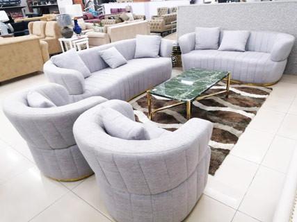 Furniture Set - Off White