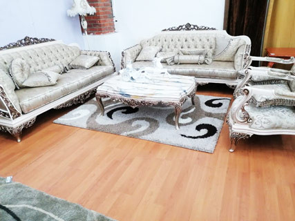 Furniture Set - Dark Grey