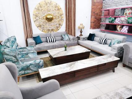 Ash Furniture Set