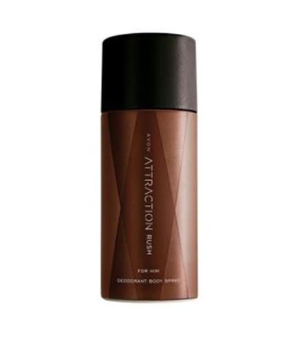 Attraction Rush For Him Deodorant Body Spray – 150ml
