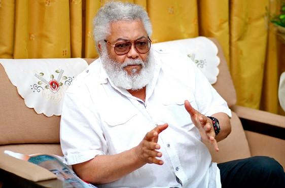 Ghana's former President J.J. Rawlings is dead