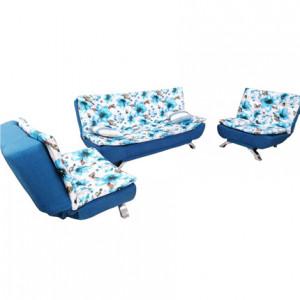 Sea Blue Room Furniture Set