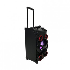 NASCO 120 WATT AUDIO SYSTEM